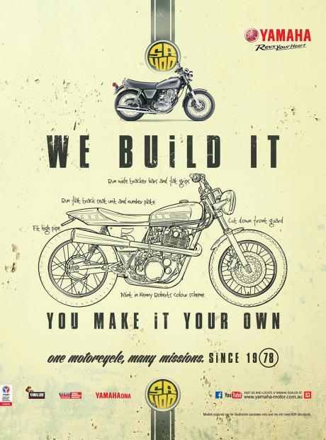 SR400 We Build It